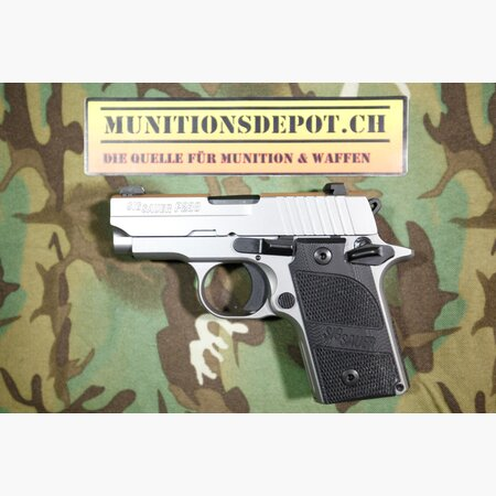 Pistole SIG-SAUER  P238 Stainless .380 ACP