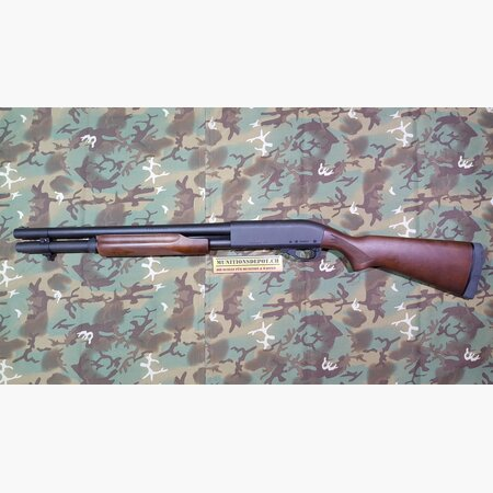 Pumpflinte Remington 870 Express Hardwood HD 12/76 18.5