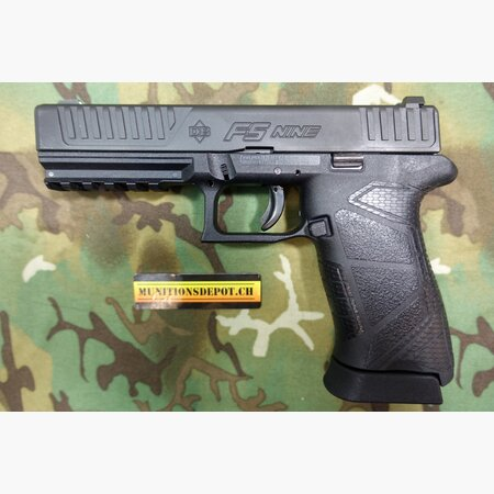 Pistole Diamondback DB FS Nine Special Unit 9mm Para Black