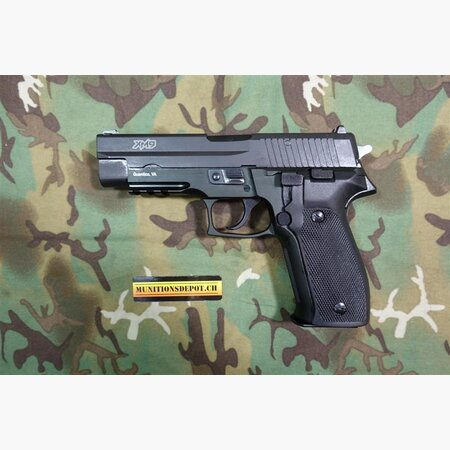 Pistole Arsenal 17 XM9 Tactical Unit 9mm Para 4.4