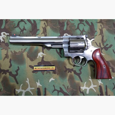 Revolver Ruger Redhawk .44 Mag. 7 1/2 stainless