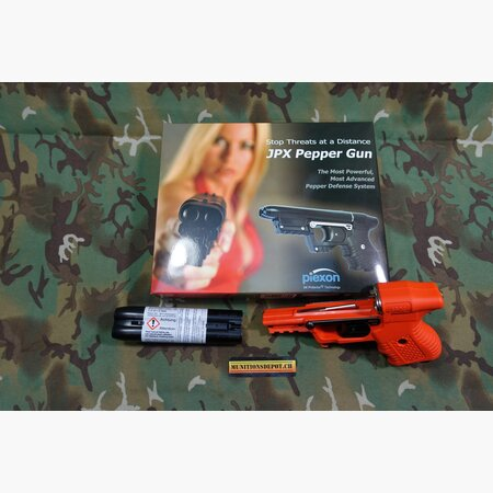 Pfefferpistole Piexon JPX2 Jet Defender orange