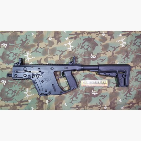 Halbautomat KRISS Vector SDP 9mm para 5.5 black