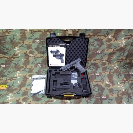 Pistole Walther PPQ M2 Q4 TAC Combo 9mm Para